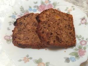Slatki hleb ili kolač na šolje