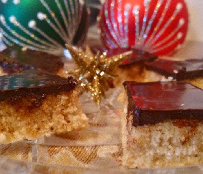 Kokos kocke – novogodišnje slatke djakonije