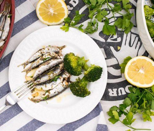 Nutritivna bomba – Sardina