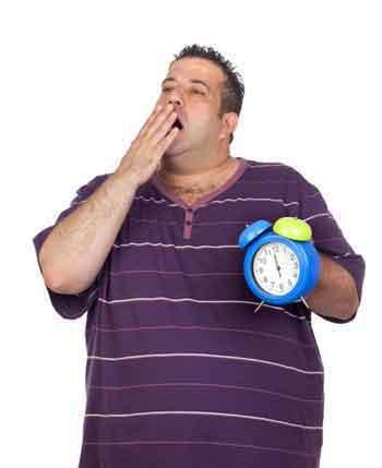 Uticaj nespavanja na gojaznost